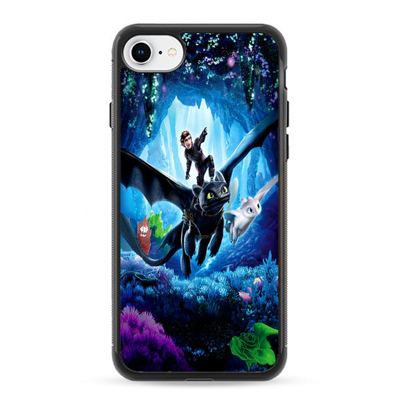How To Train Your Dragon 3 Hidden World iPhone 8 Case | Frostedcase