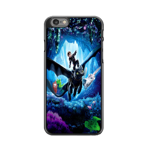 How To Train Your Dragon 3 Hidden World iPhone 6|6S Case | Frostedcase