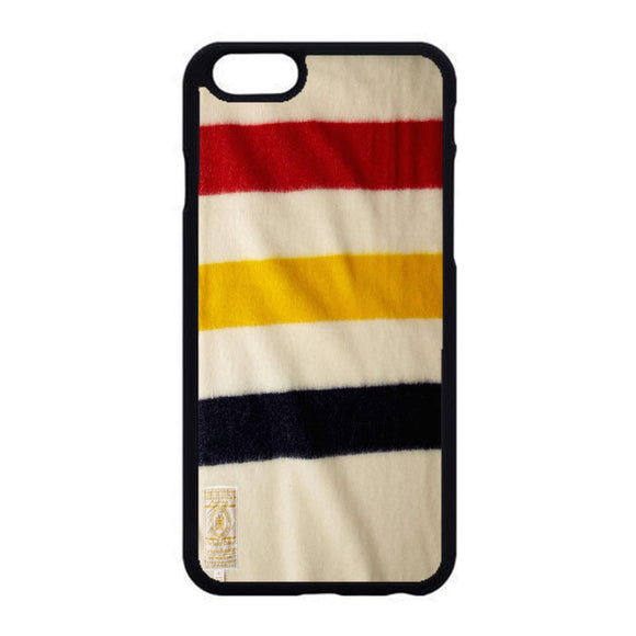 Hudson Bay Company Blanket iPhone 6|6S Case | Frostedcase