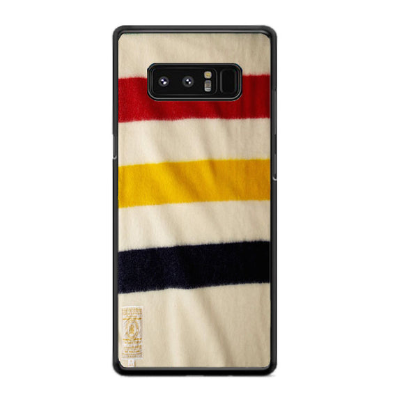 Hudson Bay Company Blanket Samsung Galaxy Note 8 Case | Frostedcase