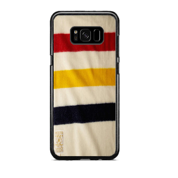Hudson Bay Company Blanket Samsung Galaxy S8 Plus Case | Frostedcase