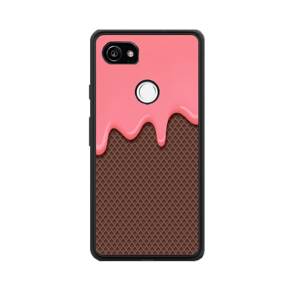 Ice Cream Melting Google Pixel 2 XL Case | Frostedcase