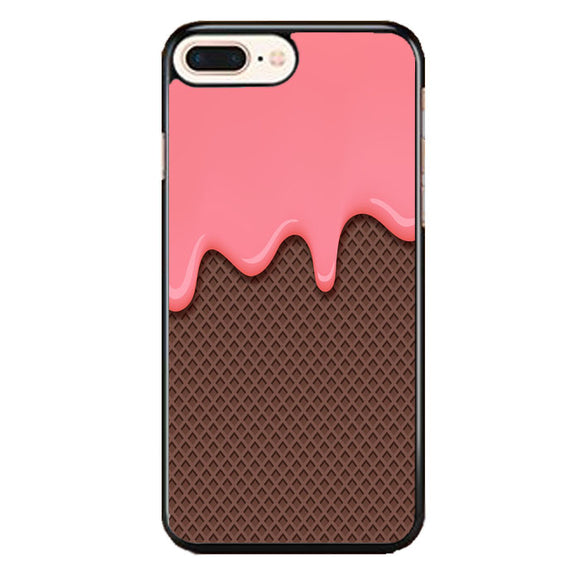 Ice Cream Melting iPhone 8 Plus Case | Frostedcase