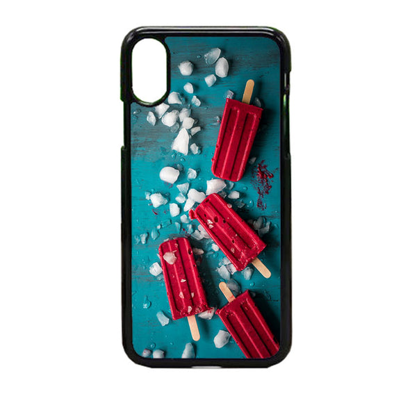 Ice Cream Stick iPhone X Case | Frostedcase