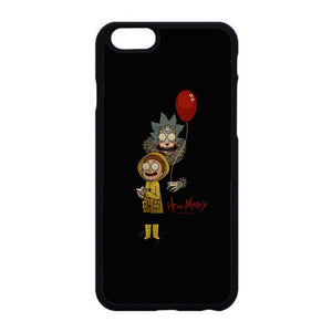 super popular 6f90e 3b5a8 It Rick And Morty iPhone 6|6S Case | Frostedcase
