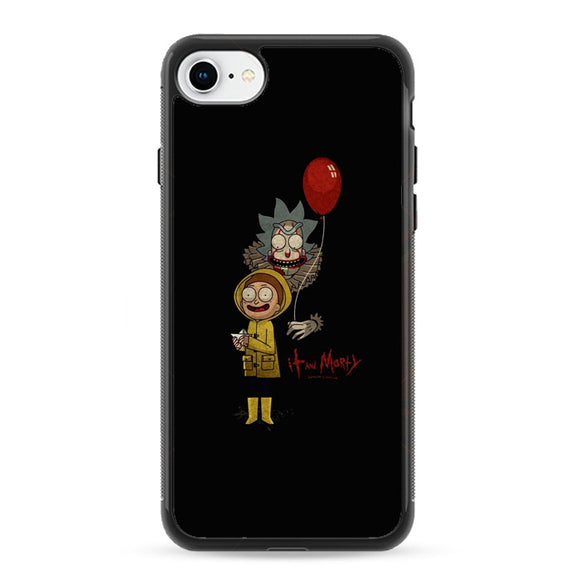 It Rick And Morty iPhone 8 Case | Frostedcase
