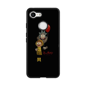 It Rick And Morty Google Pixel 3 Case | Frostedcase