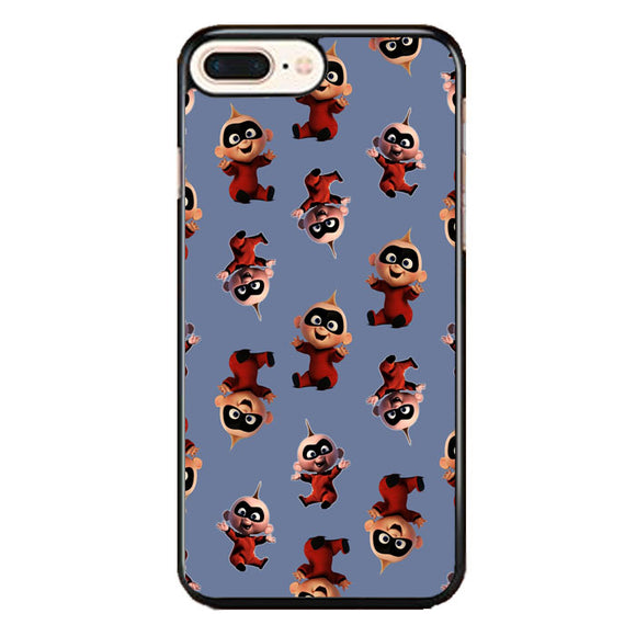 Jack Jack Incredibles 2 Pattern Art iPhone 7 Plus Case | Frostedcase