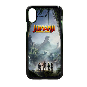 Jumanji iPhone X Case | Frostedcase