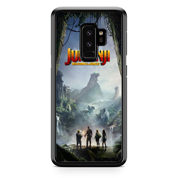 Jumanji Samsung Galaxy S9 Plus Case | Frostedcase