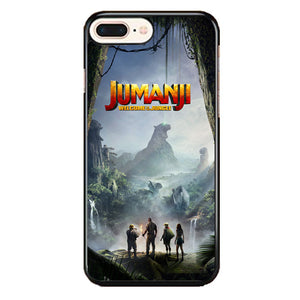 Jumanji iPhone 8 Plus Case | Frostedcase