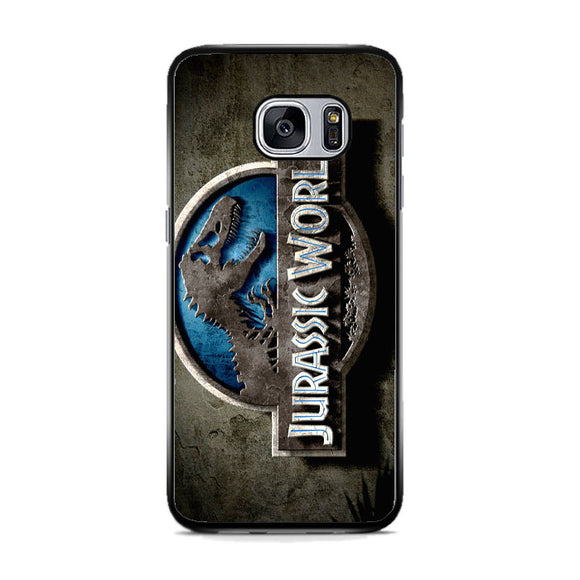 Jurassic World Fallen Kingdom Grafir 3D Samsung Galaxy S7 Case | Frostedcase