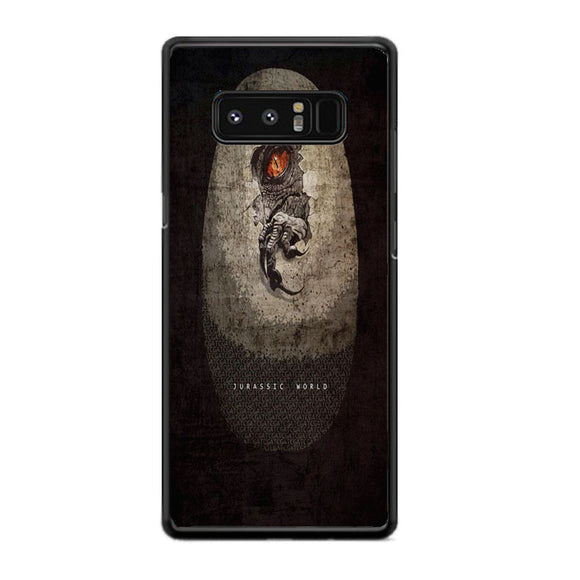 Jurassic World Samsung Galaxy Note 8 Case | Frostedcase