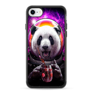 Kick Out Panda iPhone 8 Case | Frostedcase