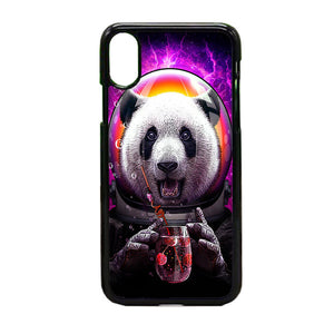 Kick Out Panda iPhone X Case | Frostedcase