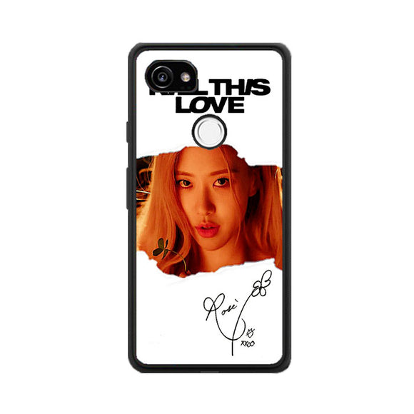 Kill This Love Rose Bp Google Pixel 2 Case | Frostedcase