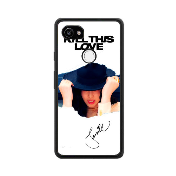 Kills This Love Jennie Bp Google Pixel 2 Case | Frostedcase