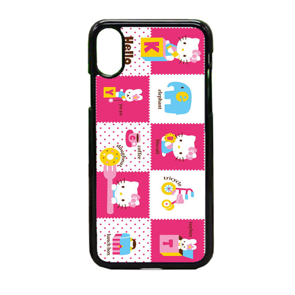 Kitty iPhone X Case | Frostedcase