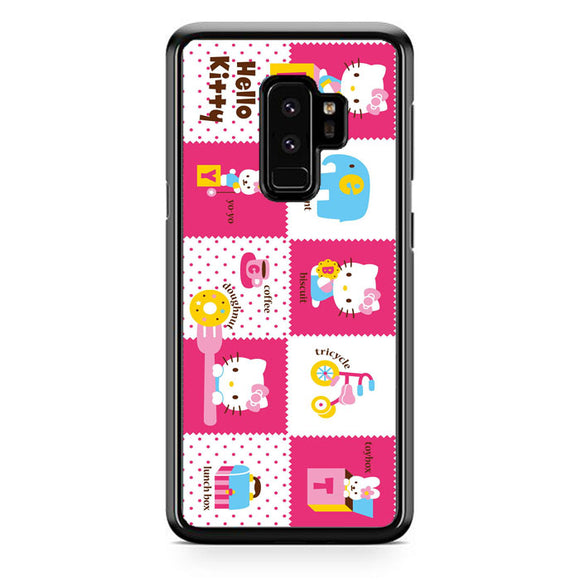 Kitty Samsung Galaxy S9 Plus Case | Frostedcase