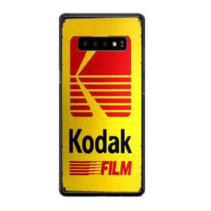Kodak Film Coffee Vintage Samsung Galaxy S10 Case | Frostedcase