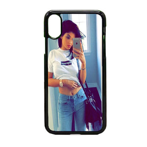 Kylie Jenner iPhone X Case | Frostedcase