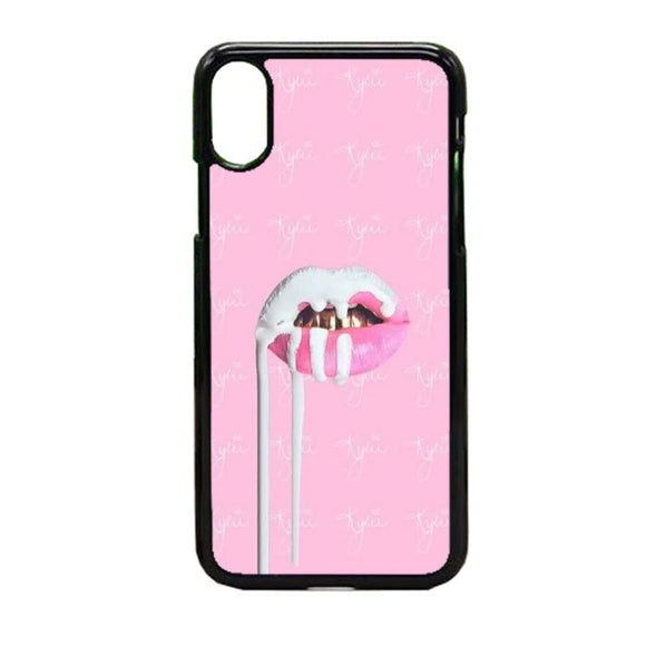 Kylie Lips iPhone X Case | Frostedcase