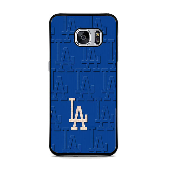 La Dodgers 3D Samsung Galaxy S7 Case | Frostedcase