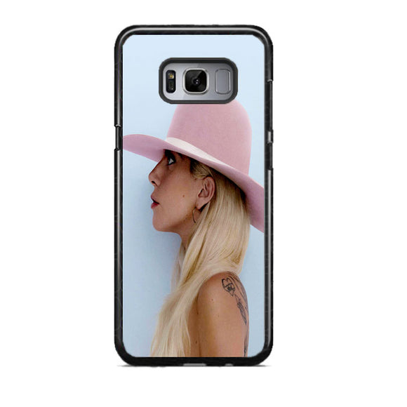 Lady Gaga Million Reasons Samsung Galaxy S8 Case | Frostedcase