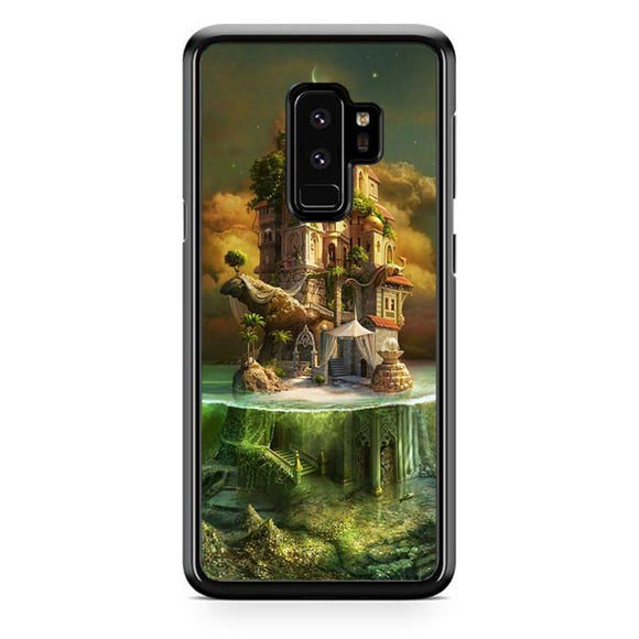 Landscapes Fantasy Samsung Galaxy S9 Plus Case | Frostedcase