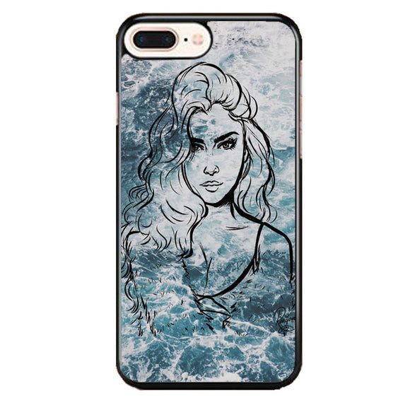 Lauren Jauregui Fan Art iPhone 8 Plus Case | Frostedcase