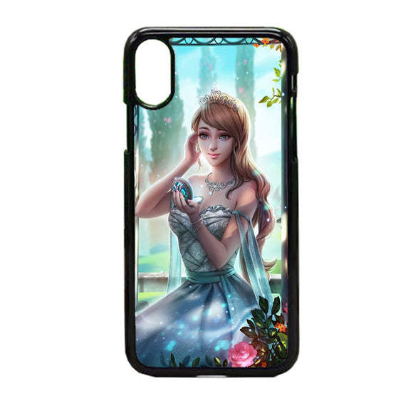 Lisa Buijteweg Art iPhone X Case | Frostedcase