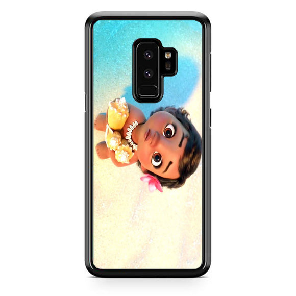 Littel Moana Samsung Galaxy S9 Plus Case | Frostedcase