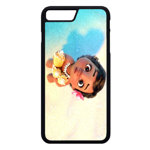 Littel Moana iPhone 7 Plus Case | Frostedcase