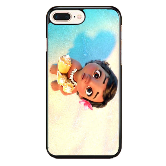 Littel Moana iPhone 8 Plus Case | Frostedcase