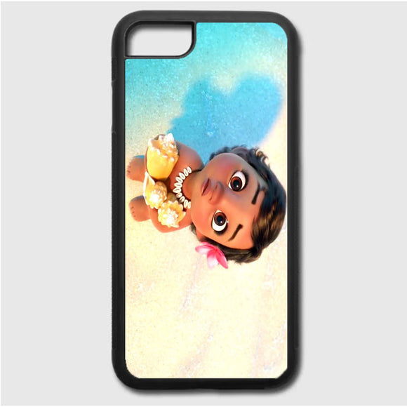 Littel Moana iPhone 7 Case | Frostedcase