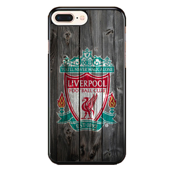 competitive price ca4a7 72fad Liverpool Football Club iPhone 8 Plus Case | Frostedcase