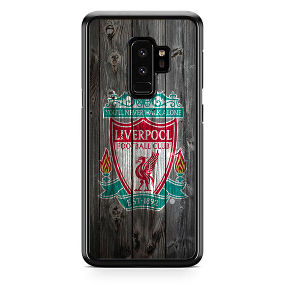 Liverpool Football Club Samsung Galaxy S9 Plus Case | Frostedcase