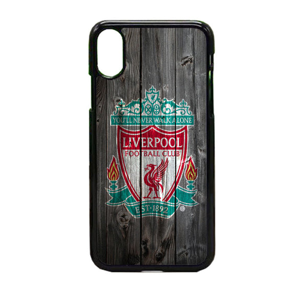 Liverpool Football Club iPhone X Case | Frostedcase