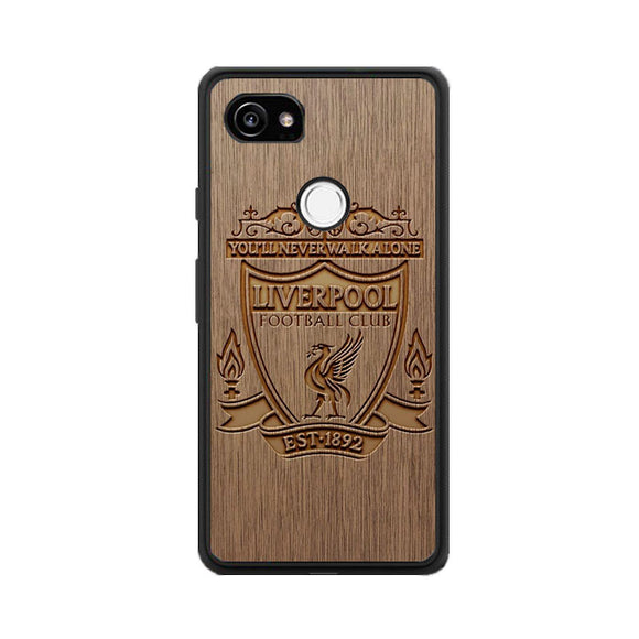 Liverpool Grafir Wooden Google Pixel 2 XL Case | Frostedcase
