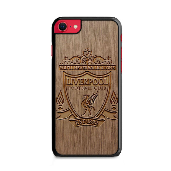 Liverpool Grafir Wooden iPhone SE Case | Frostedcase