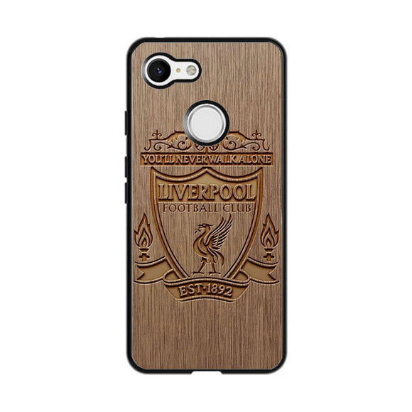 Liverpool Grafir Wooden Google Pixel 3 | Frostedcase