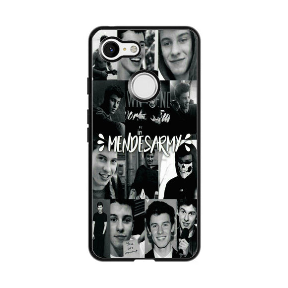 Lockscreens De Shawn Mendes Google Pixel 3 Case | Frostedcase