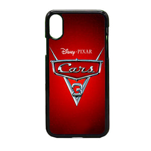 Logo Cars 3 iPhone X Case | Frostedcase