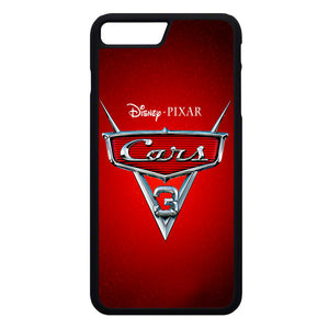 Logo Cars 3 iPhone 7 Plus Case | Frostedcase