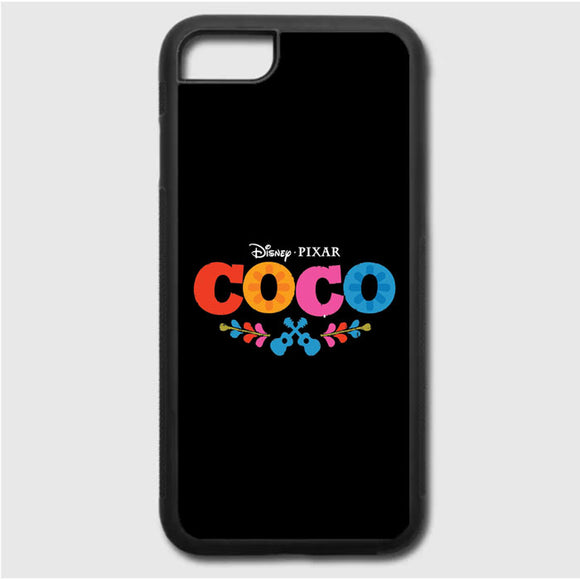 Logo Cocoo iPhone 7 Case | Frostedcase