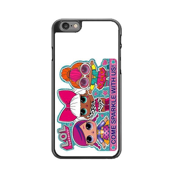 Lol Surprise Birthday iPhone 6 Plus|6S Plus Case | Frostedcase