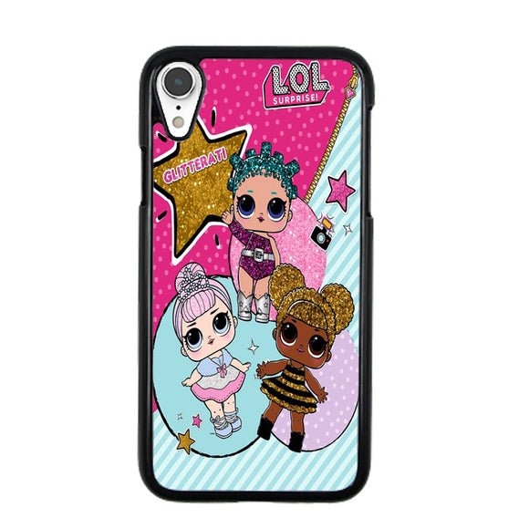 Lol Surprise Glitterati Edition iPhone XR Case | Frostedcase