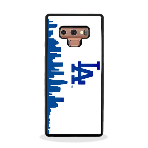 Los Angeles Dodgers Samsung Galaxy Note 9 Case | Frostedcase