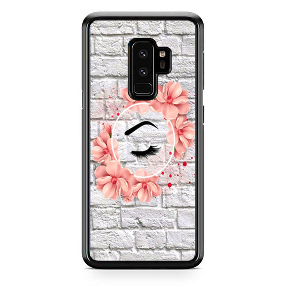 Makeup Art To Highlight Samsung Galaxy S9 Plus Case | Frostedcase