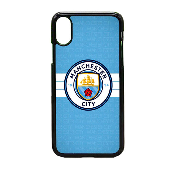 Manchester City Logo iPhone XS Max Case | Frostedcase